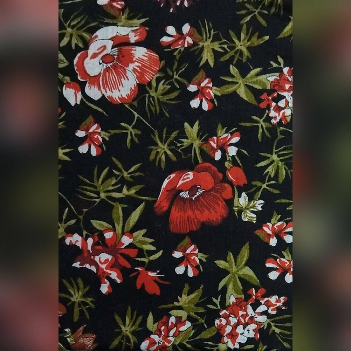 Ittehad Textile WomanLF-RHT-21507C1 Pcs Rahat Lawn Kurti unstitched Fabric Summer 2021