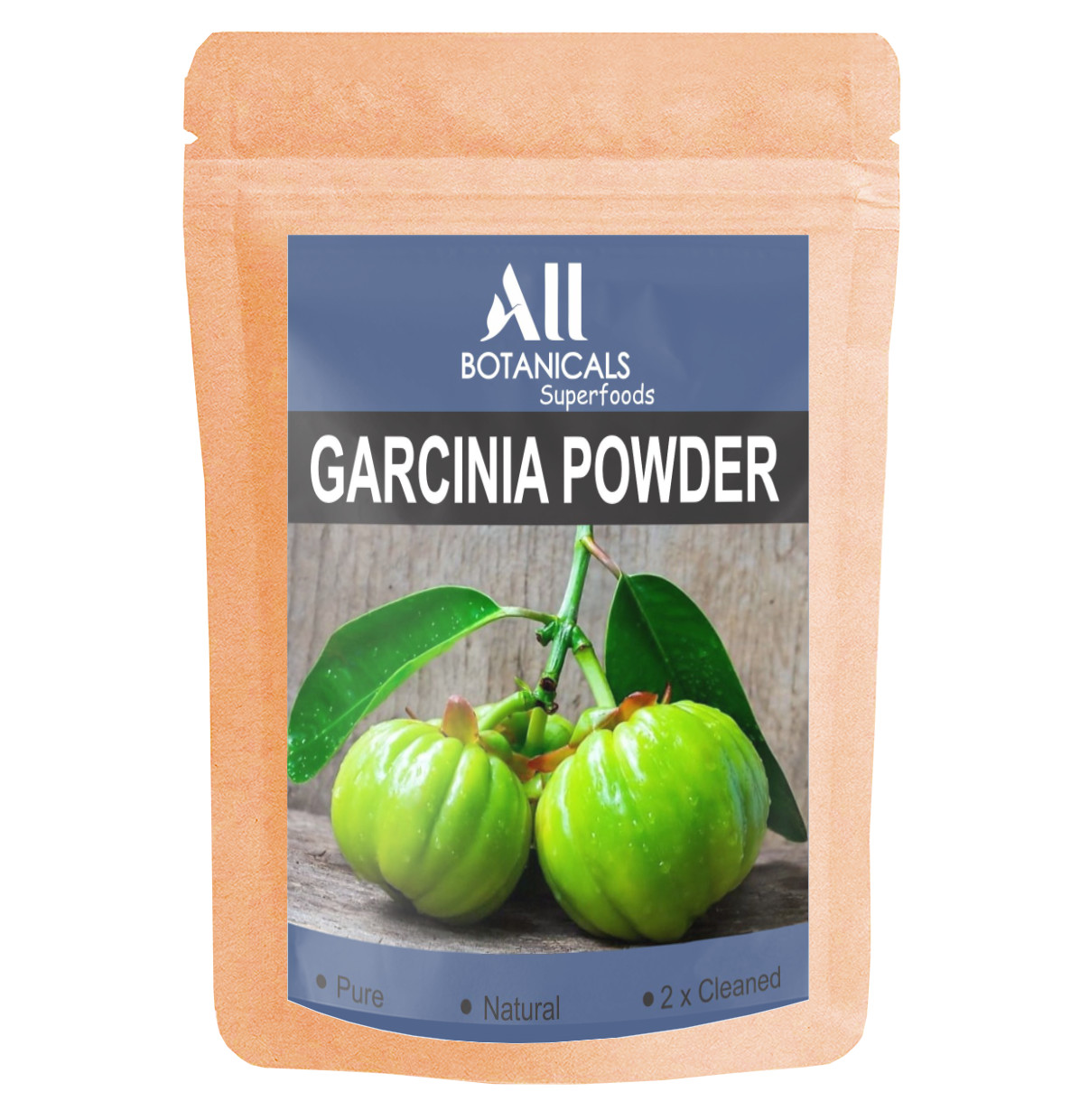 Pure Organic Garcinia Cambogia Powder For Weight Management 300gm