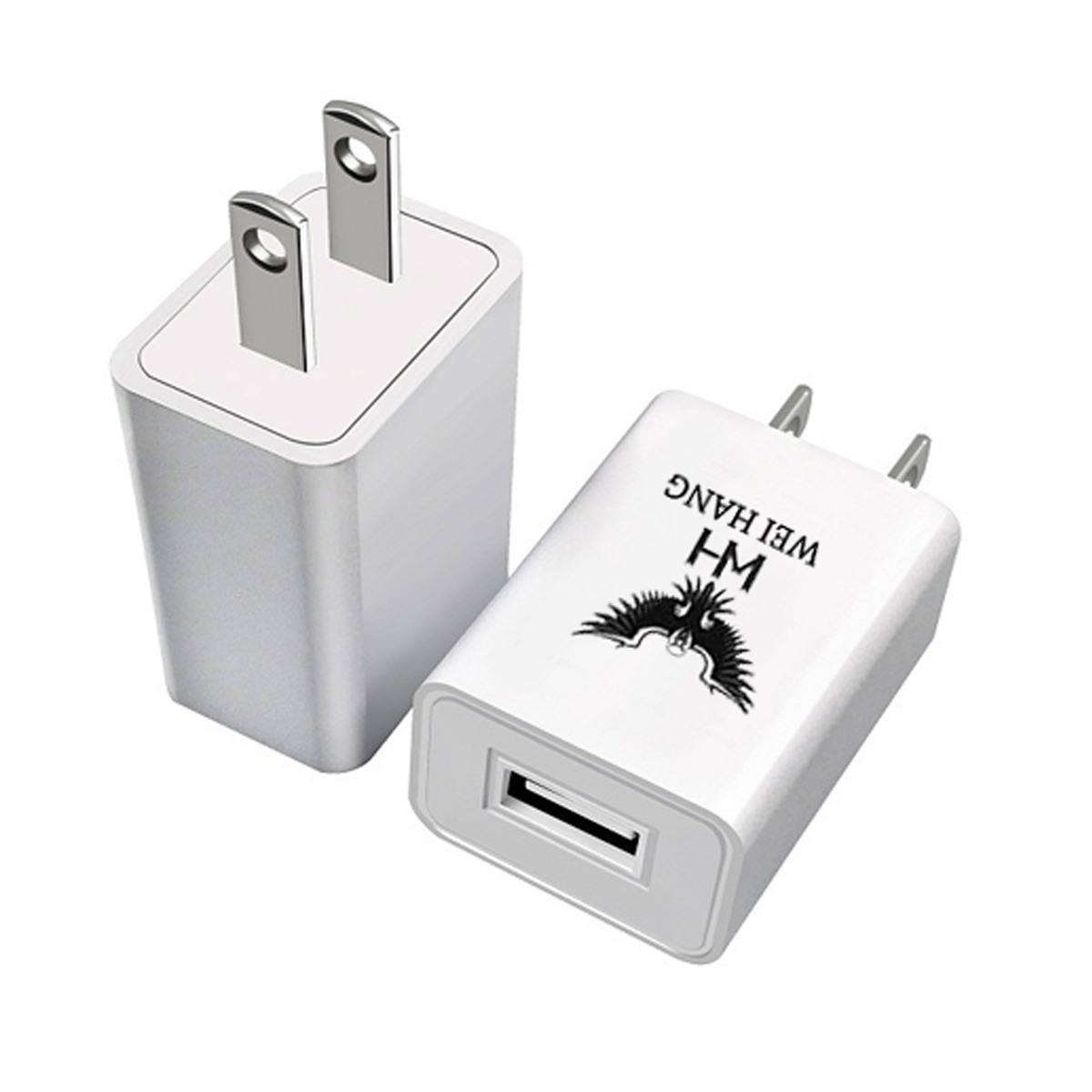 Mobile Fast Charger without Data Cable for All Mobiles & Tabs - 3A