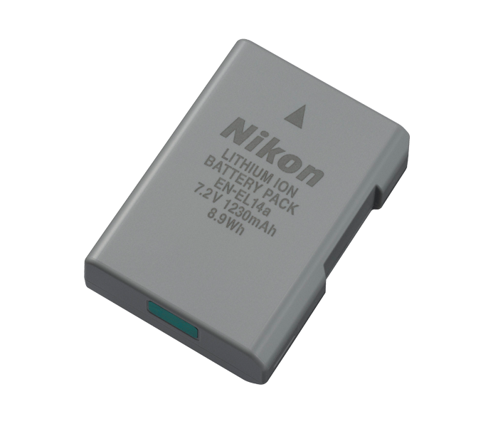 EN-EL14A D3100 D3200 D3300 D3400 D5100 D5200 D5300 D5500 Battery ENEL14A ENEL14 EL14 EL14A