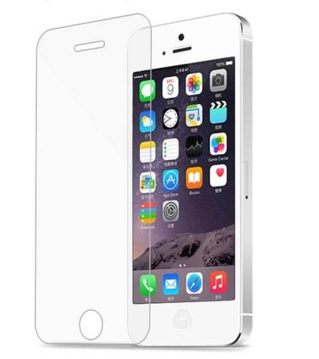 iPhone 5 Ultra thin Tempered Glass Screen Protector