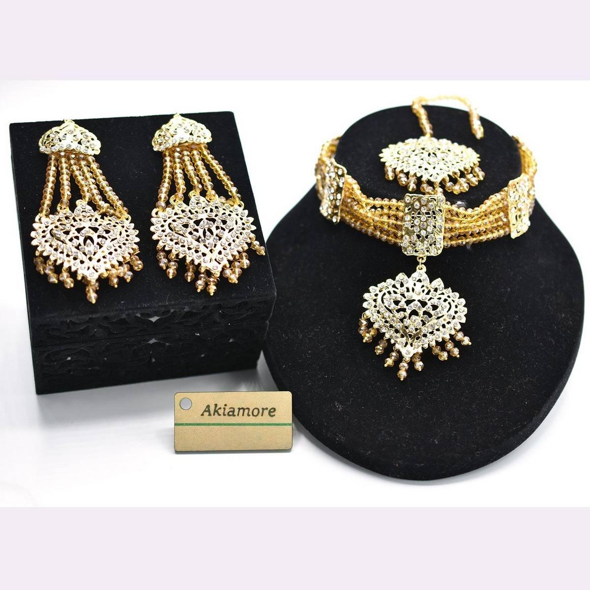 Bridal jewellery Set of 3 Pcs