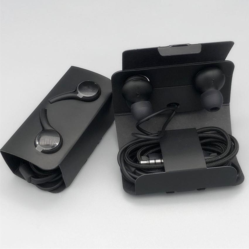 Original AKG hands-free – Universal AKG Handfree For All Devices Having 3.5mm Headphones Jack – PUBG AKG Handsfree - AKG Headphones For Music – Black Color