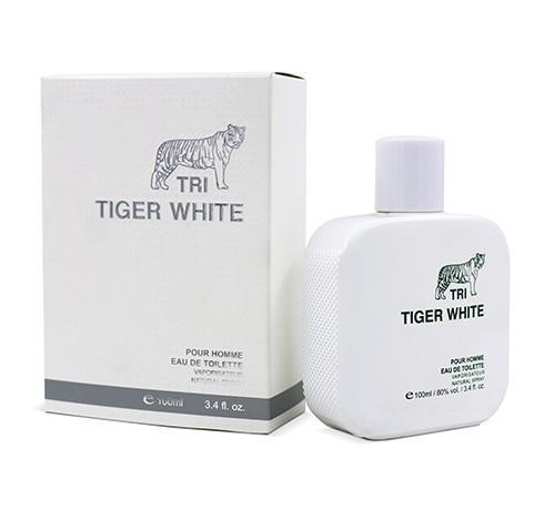 Tiger White Perfume for Men - 100ml