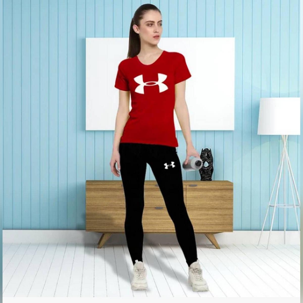 Summer Ladies Exercise / Girls Sport Suit / Yoga & Workout / Fitness & Gym Suit / Jogging / Track Dress