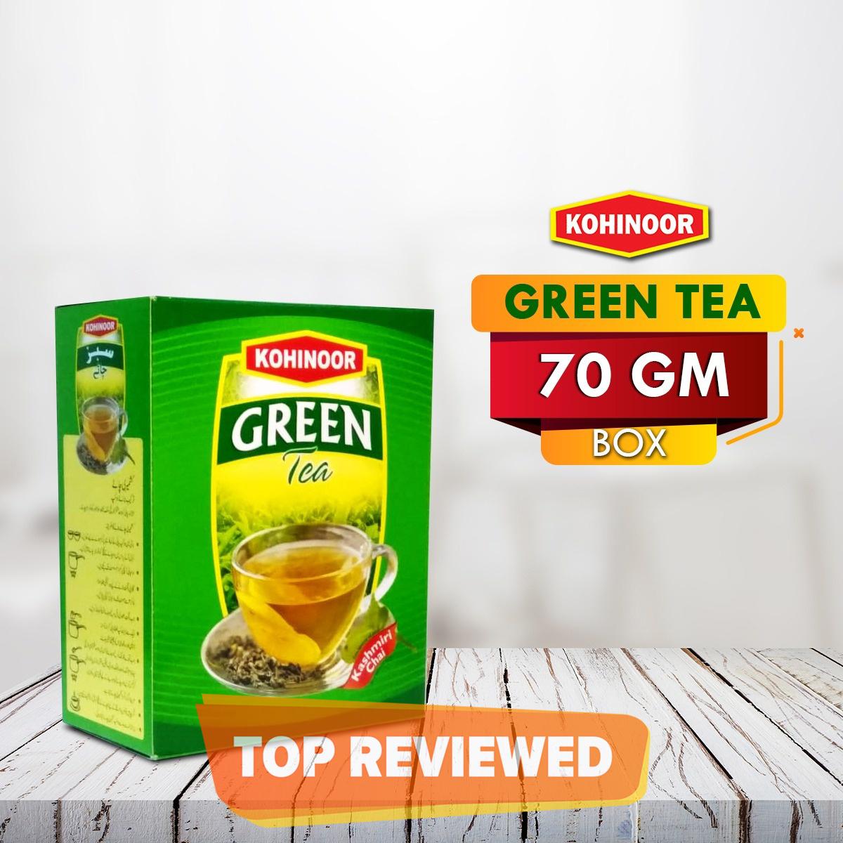 Green Tea - Green - 70 Gm