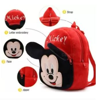 1 x Baby Bag For Kids - Mickey