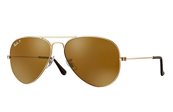 Aviator Brown Classic B-15 RB 3025 001 33 58.14 3N Mens Sunglasses 64db436548