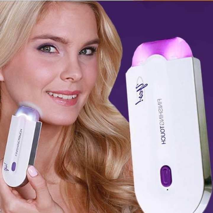 Rechargeable Finishing Touch Yes Hair Removal Device