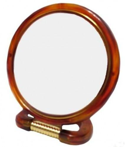 Chic De Mirror Double Sided Hand Table And Wall Mirror Large 10 inches