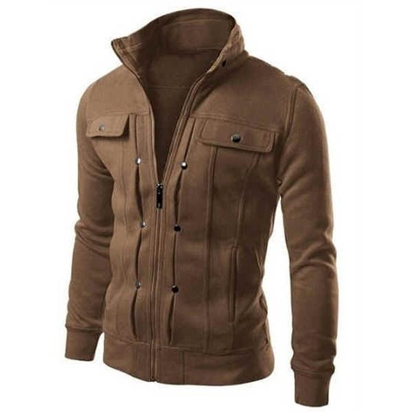 AYBEEZ- Mexican Style Jacket For Men
