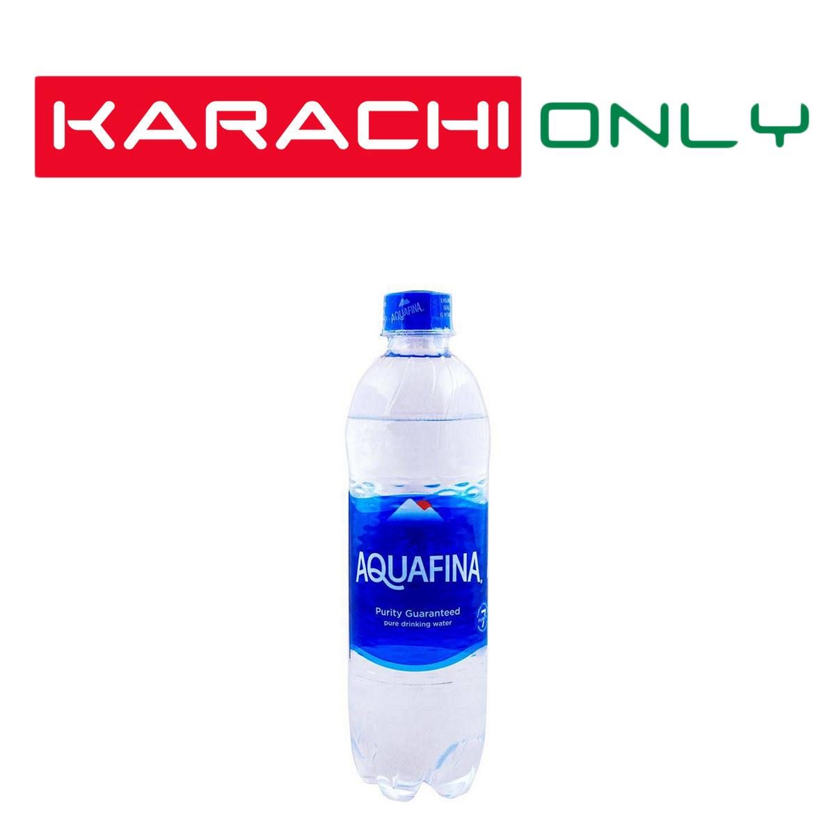 Aquafina Water - 500 Ml