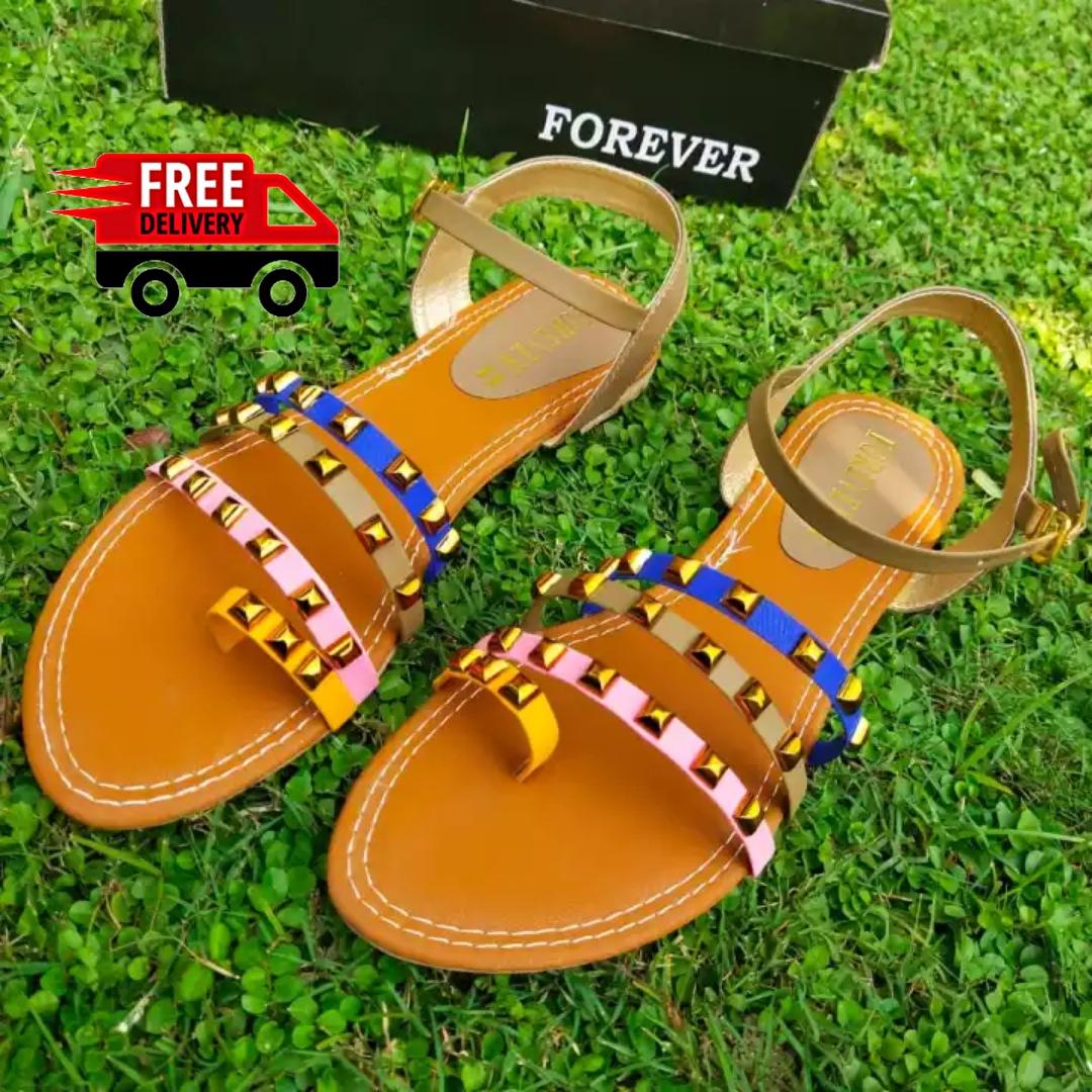 Shoes For Women Fancy Flat Sandals XP-58