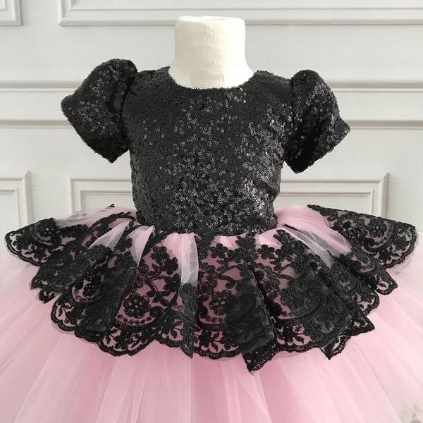 da002ca01f92 Flower Girl Dress Birthday Wedding Formal Pageant Party Bridesmaid Gown  Dress