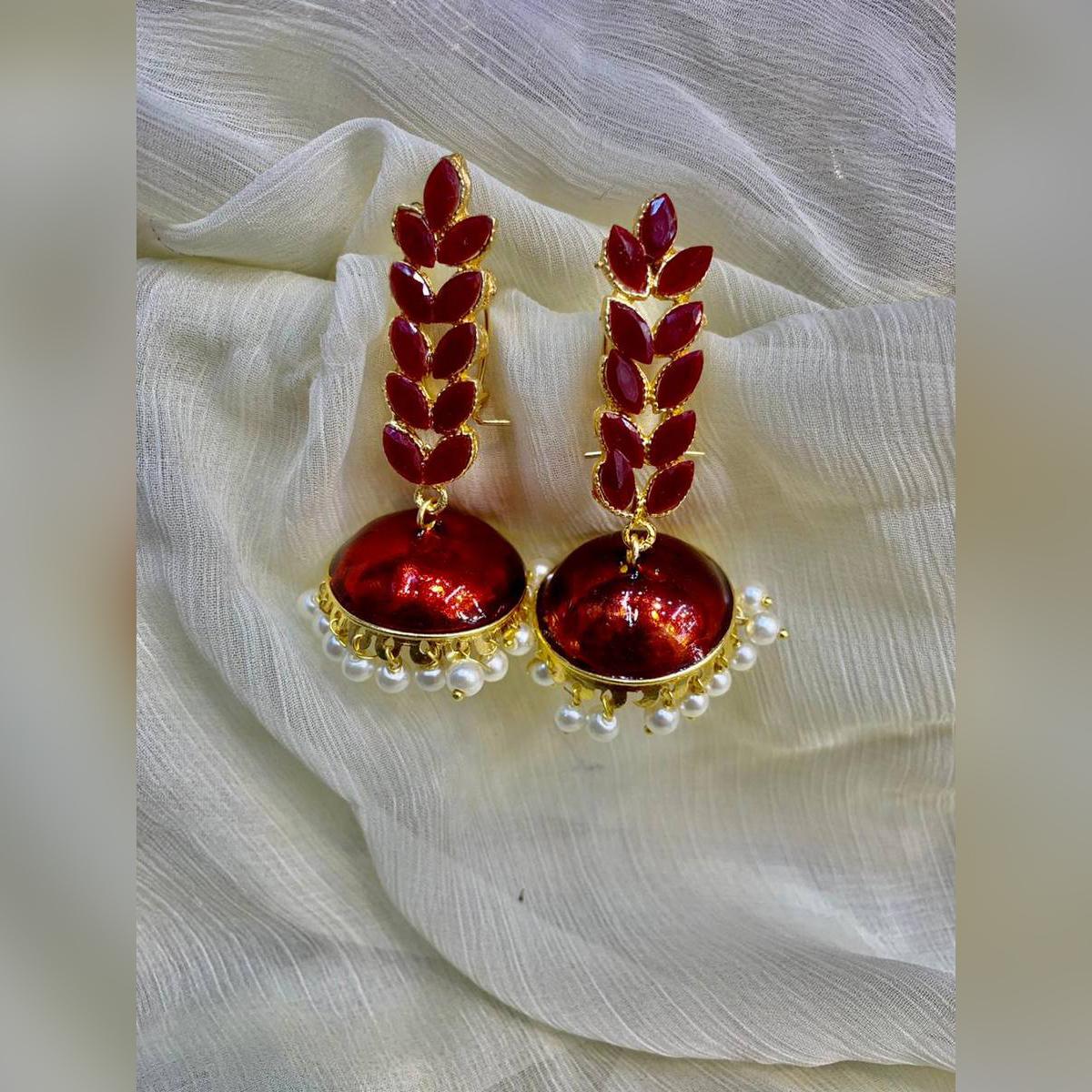 Trendy Design Handmade Indian Earrings For Women