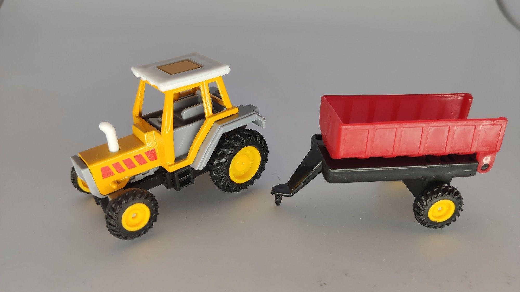 Alloy Engineering Car Tractor Toy Vehicle Farm Vehicle Tractor Toy