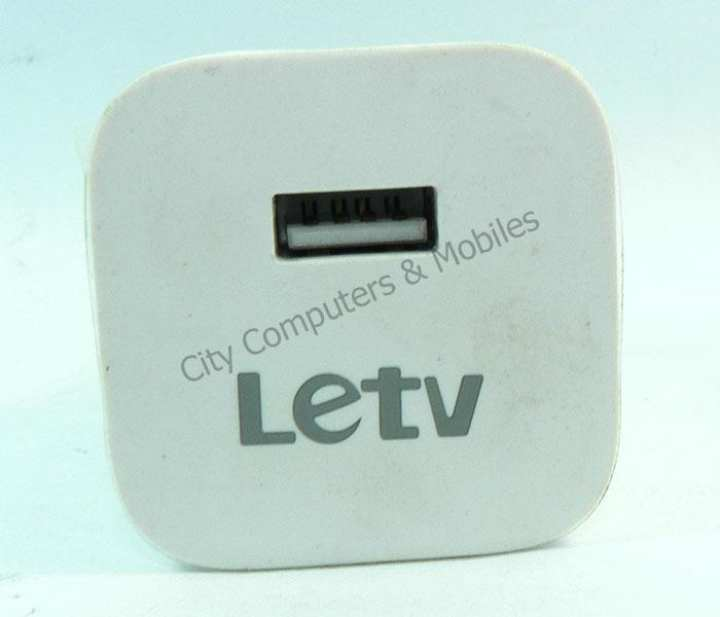 LETV 2.7A Fast Charger Supported Models Only - White
