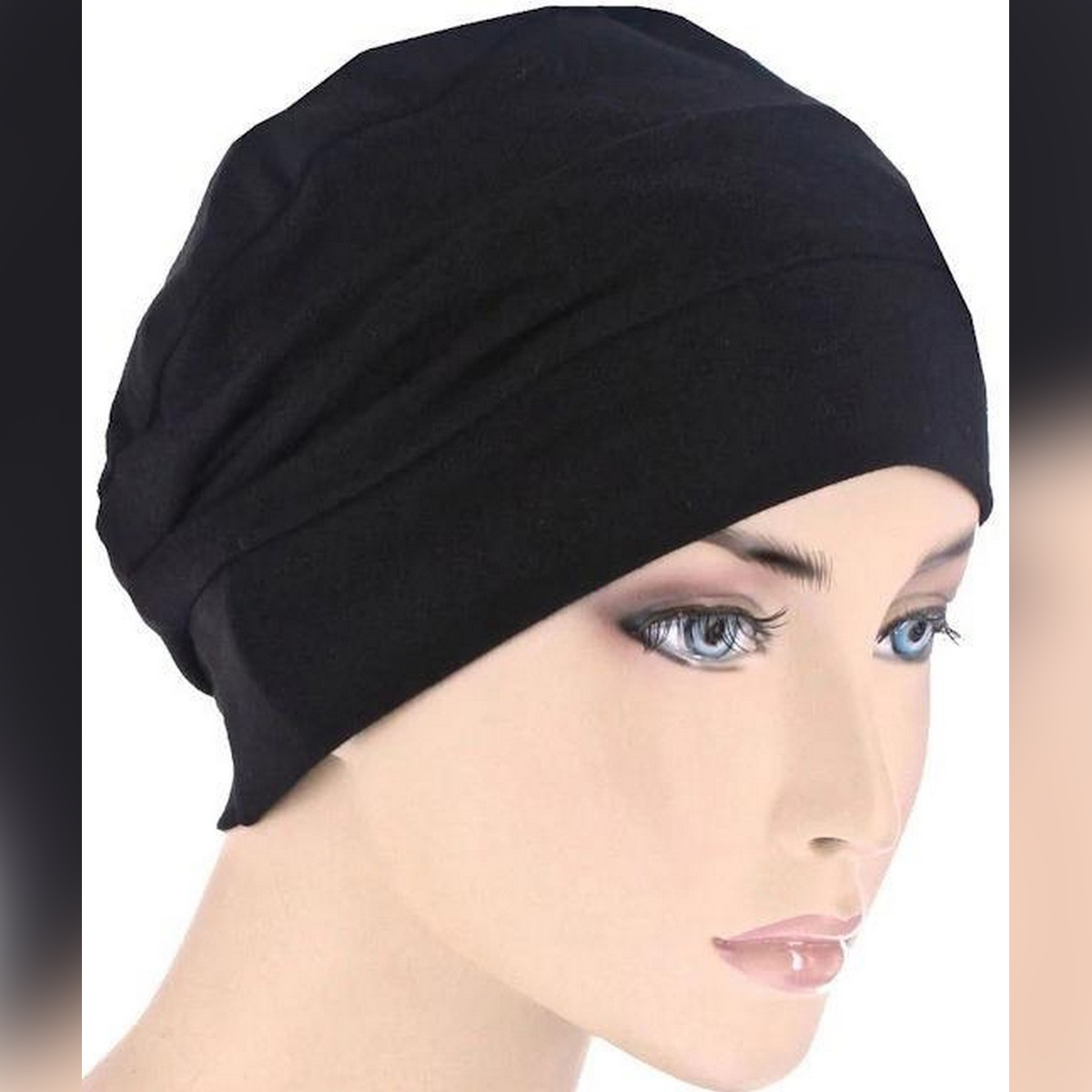 Plain Muslim Head Scarf Inner Hijab Caps Wraps Women Islamic Under scarf Bonnet