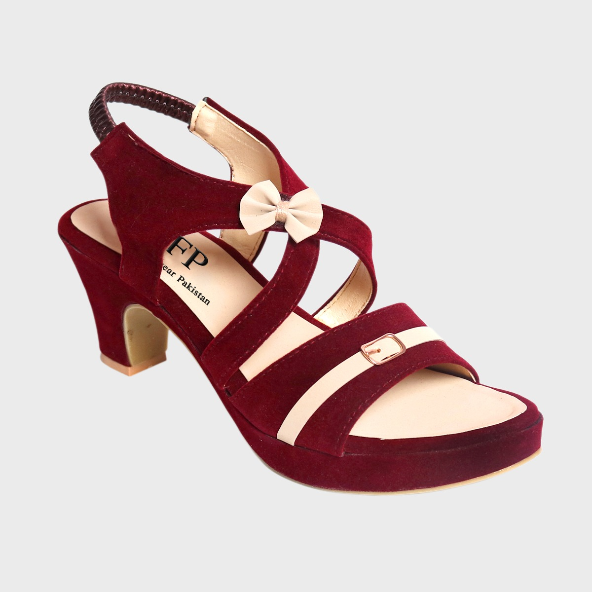 New Stylish Heels Sandal for Women