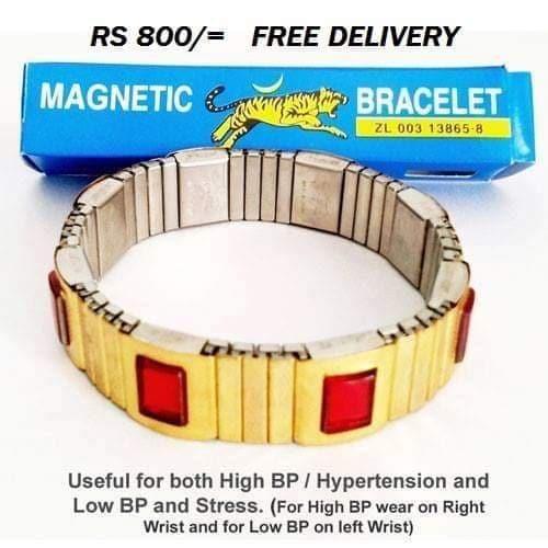 Bracelet for blood pressure
