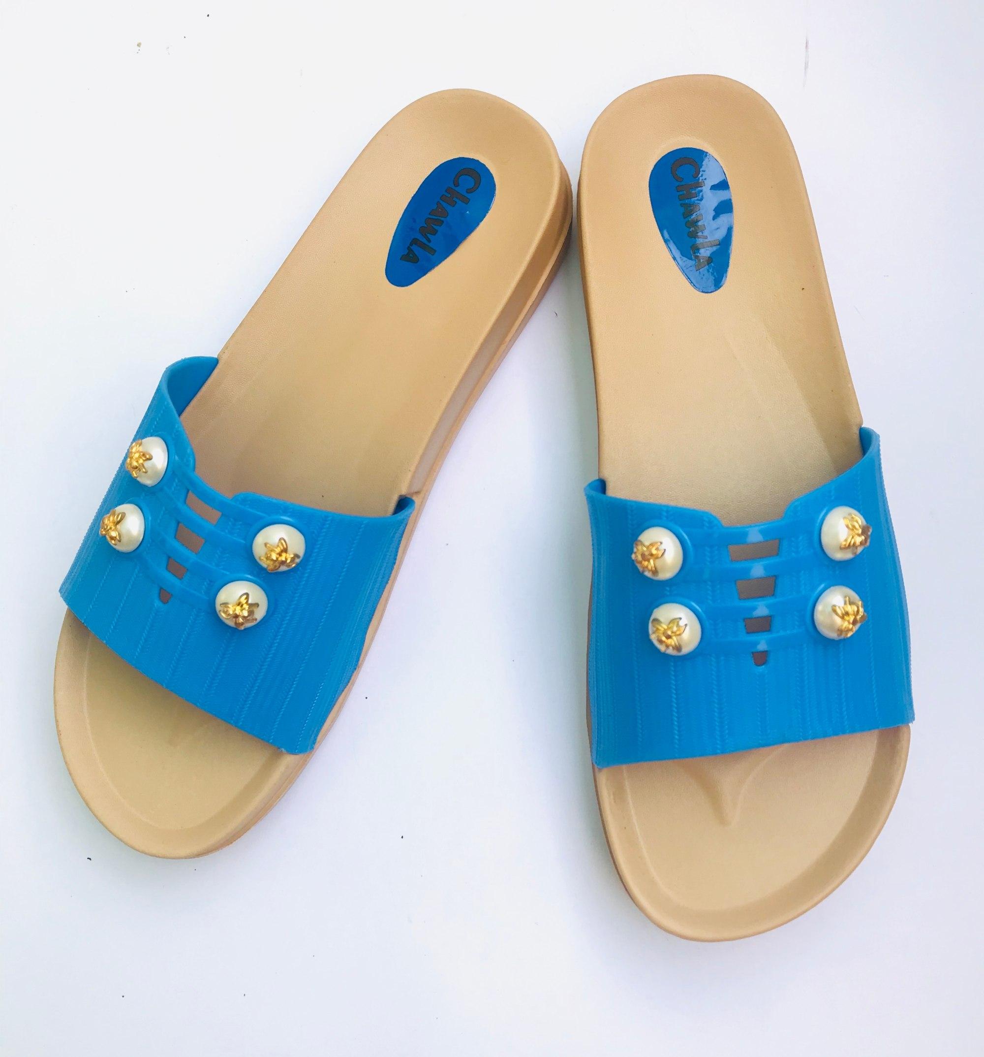 latest ladies slippers summer indoor