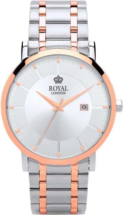 Royal London 41462-05 Men Chain Wrist Watch