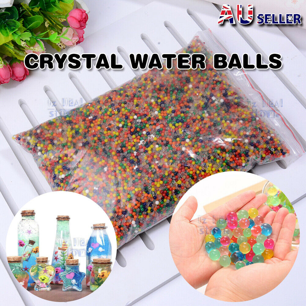 2000 Pcs Colored Orbeez Soft Crystal Water Balls Magic Also Use In Decoration Table Plants And Many More