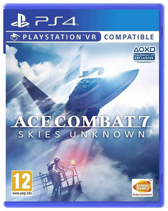 Ace Combat - Standard Edition - Playstation 4