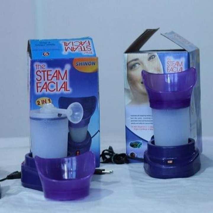 SHINON – The Steam Facial, Steamer & Inhaler