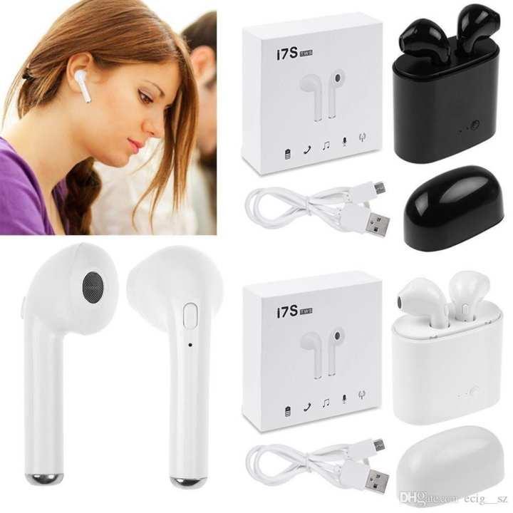 Bluetooth Wireless Earphone HBQ i7