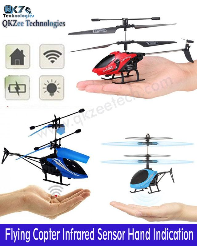 Flying helicopter with USB Charging Cable Toy for kids/,boys ann girls age5+
