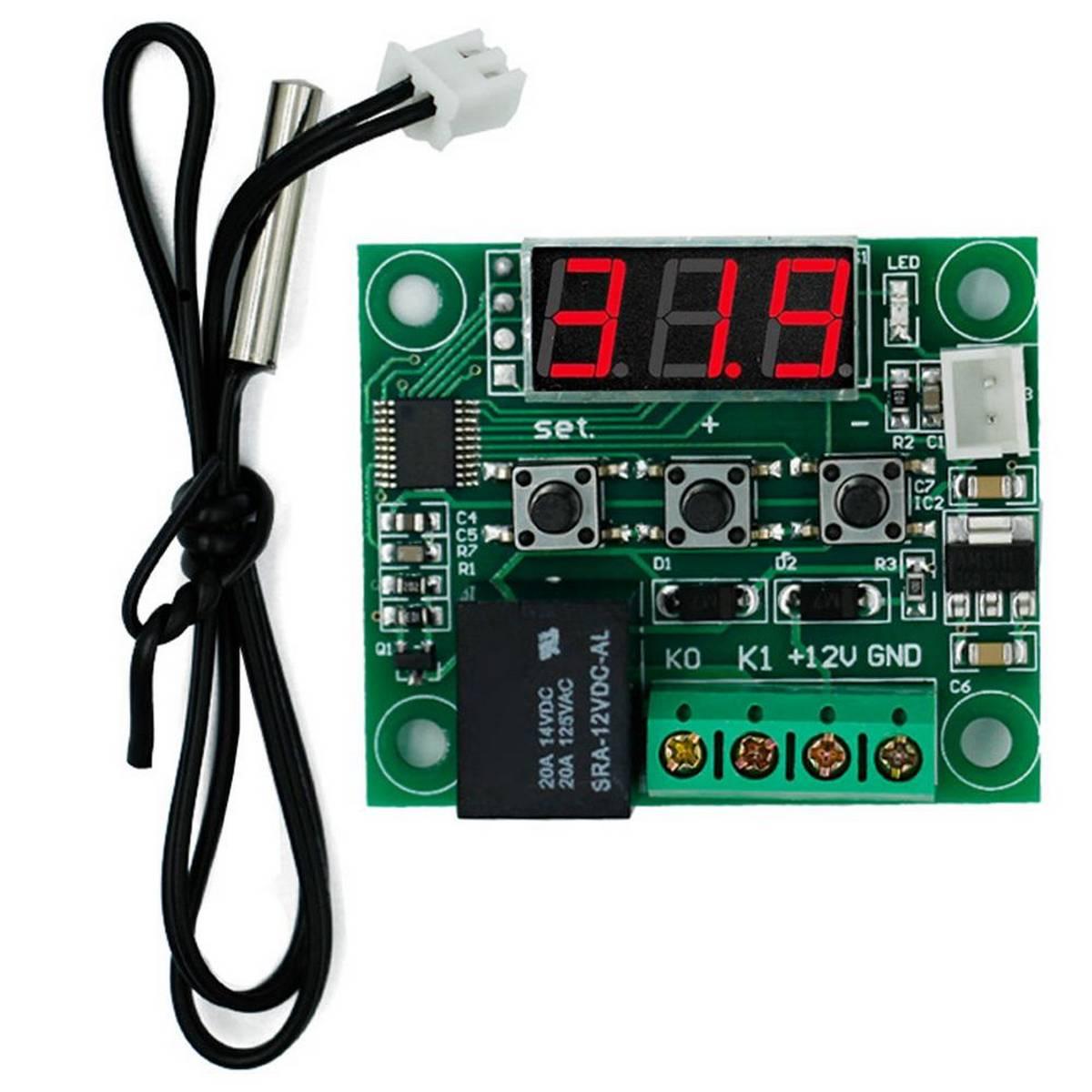 W1209/XH-W1209/HW-557 Digital Thermostat Temperature Controller Incubator Controller