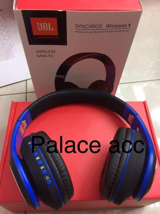 JBL S990 Wireless/Bluetooth Headphones-Headset-computer and gaming headphones