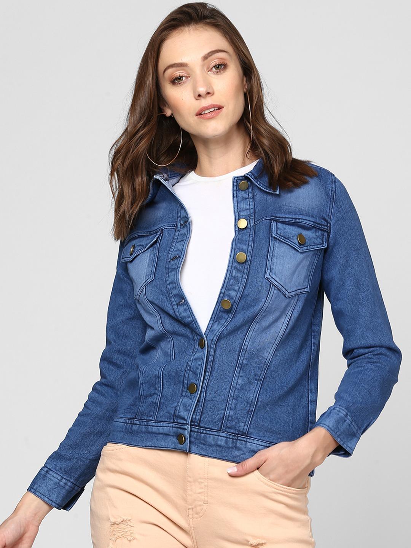 Lightweight Denim Jacket