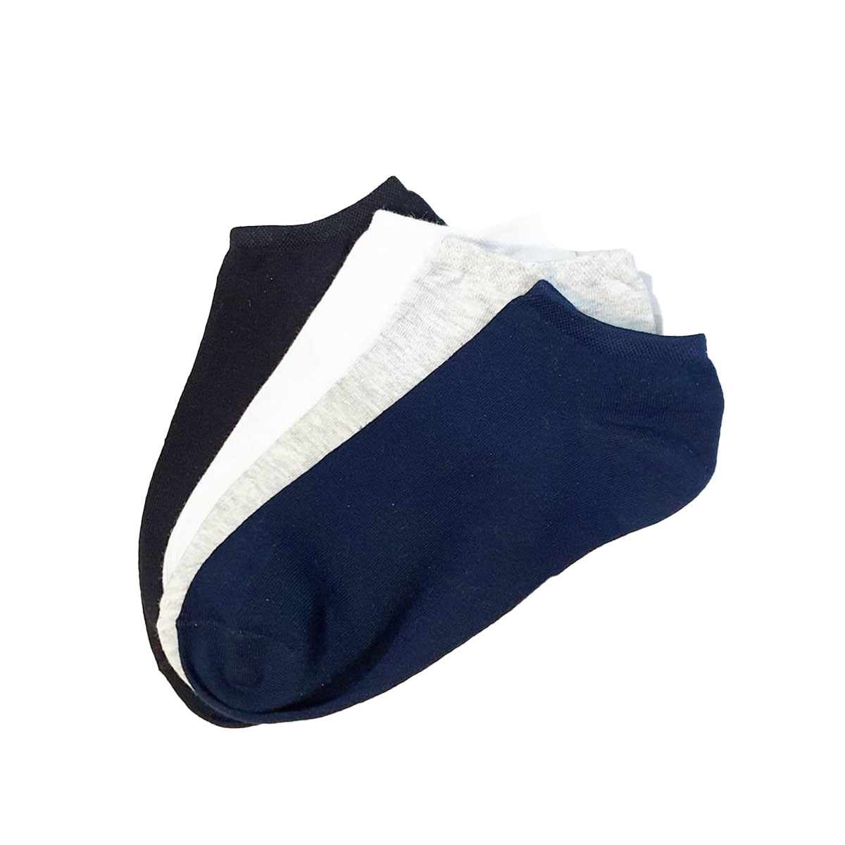 Pack of 5 pairs| Cotton ankle socks for men women| multi-colors| Low cut socks| Short socks