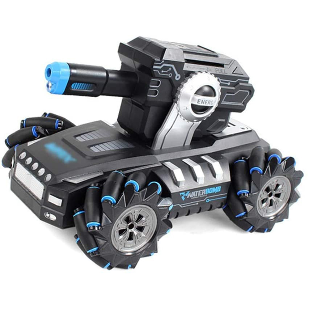 Rc Military Tank Launch Water Armor Interactive Battle Watch Drift Remote Control Car