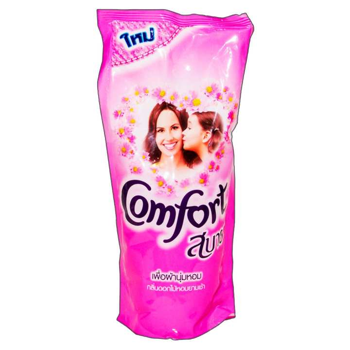 Comfort Fabric Cleaner Kiss Of Flowers 600 ml