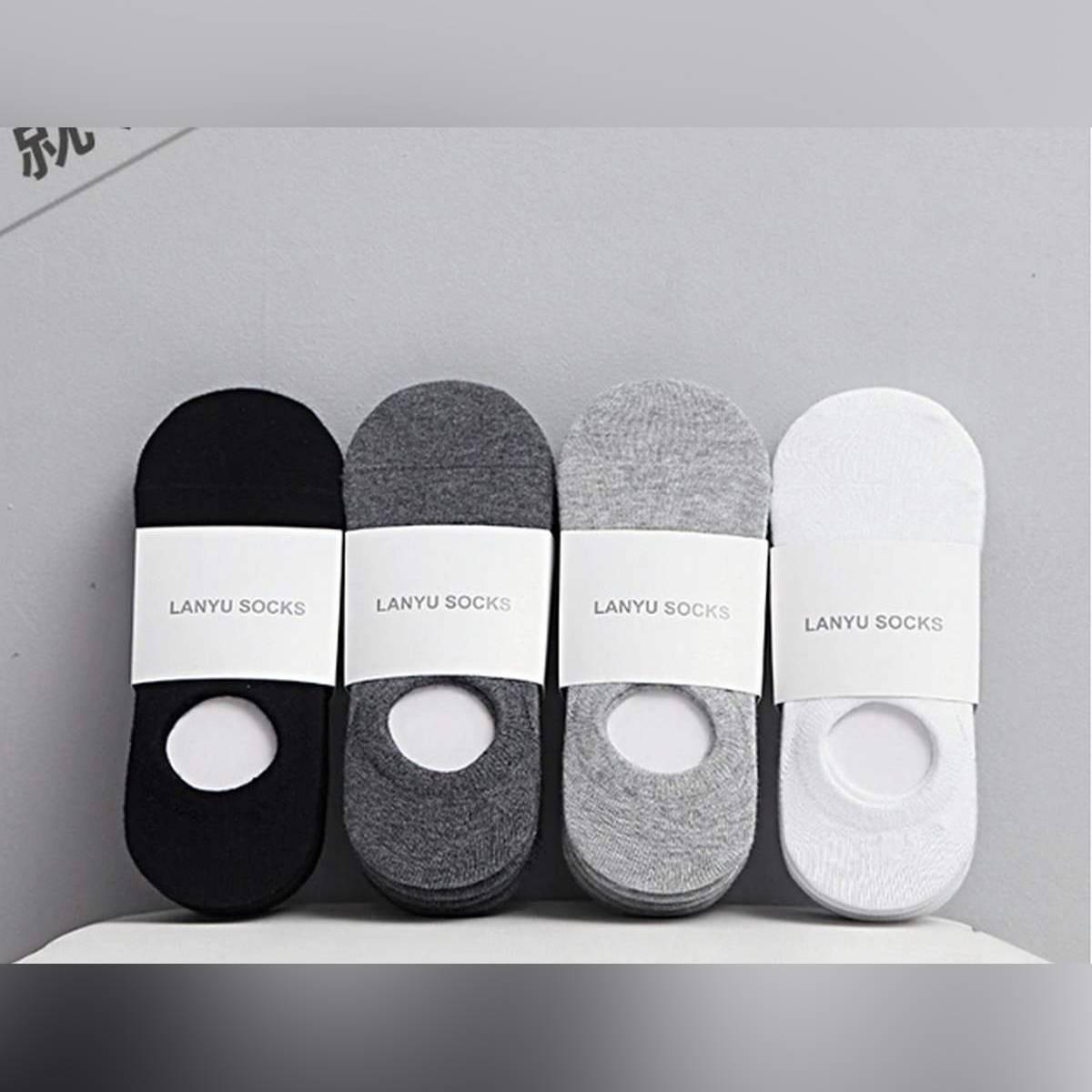 PAIR of 3 - Socks Low Cut ankle socks for Men and Women
