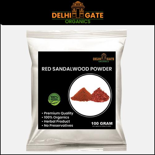 Red Sandalwood Fine Powder for Whitening Skin | Red Sandal wood Powder - 100 Gram