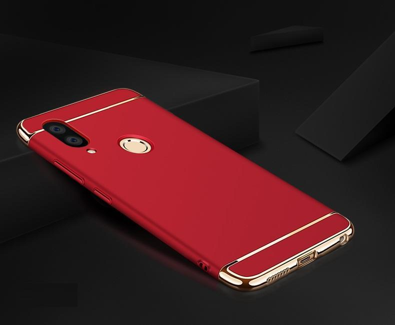 Luxury Protective 3 In 1 Case For Huawei Honor 8x