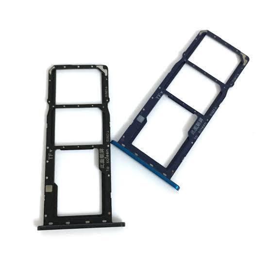 VivoV7 Black Dual Sim Card Tray And Micro SD Card Slot Holder