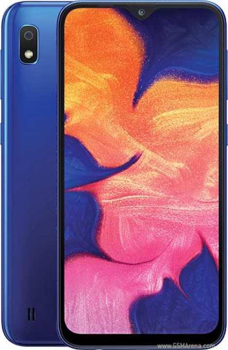 Galaxy A10  2GB-32GB - 6.2 Inches - Blue