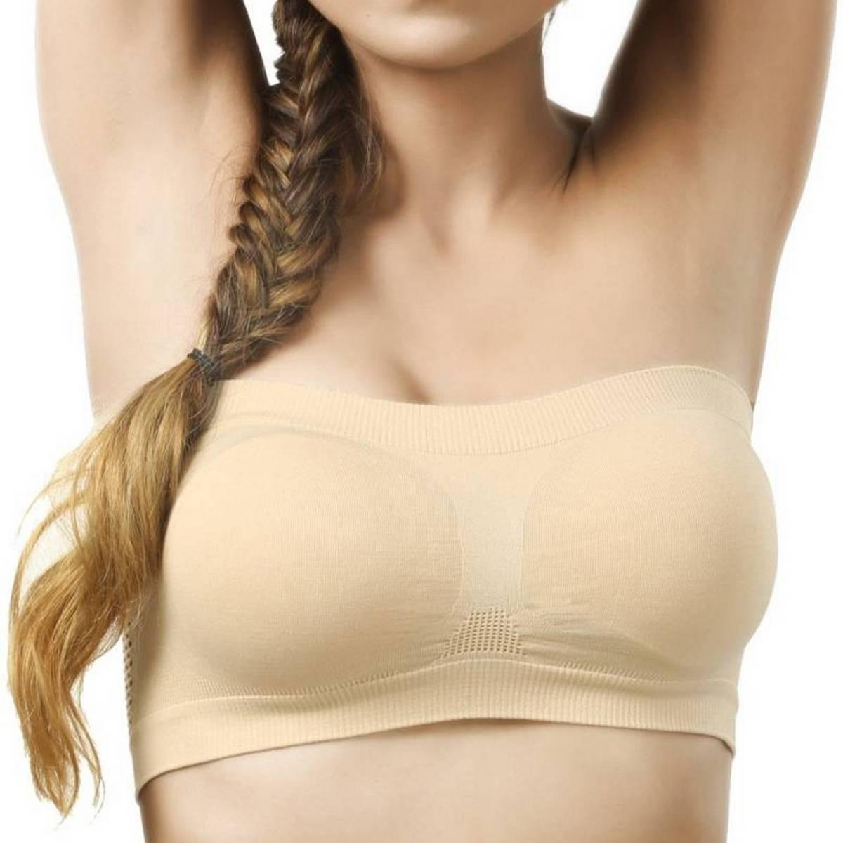 Strapless Ladies Tube Bra New Style For All Women & Girls