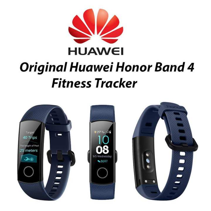 Original Huawei Honor Band 4 Fitness Tracker Blue