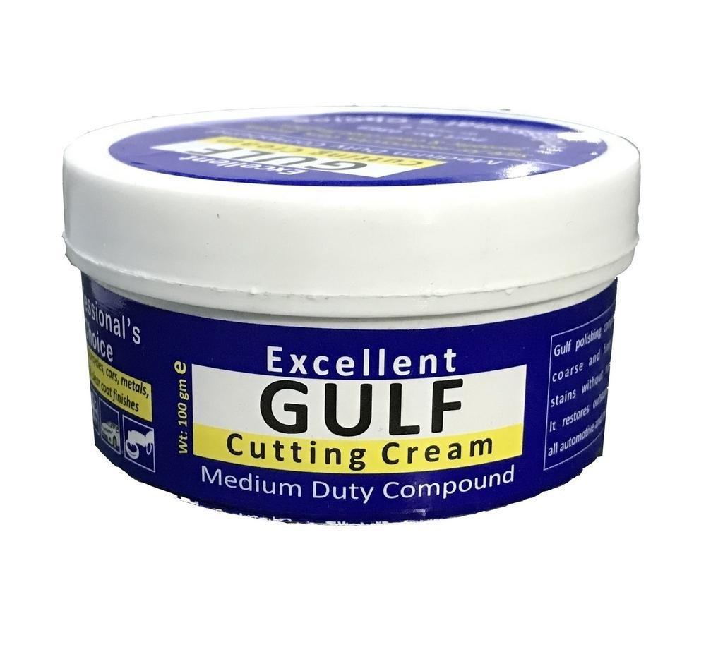 Cutting Cream & Rubbing Compound Plus Scratch Remover Cream