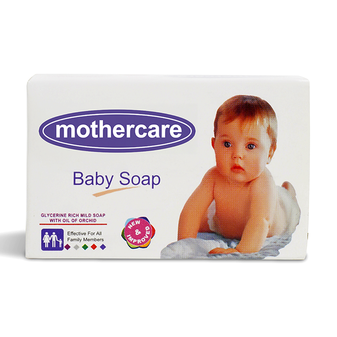 Mothercare Baby Soap (White)