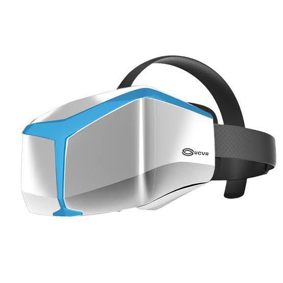 3D virtual reality UCVR box IMAX video 3D VR glasses google cardboard for  IOS/android smart phone