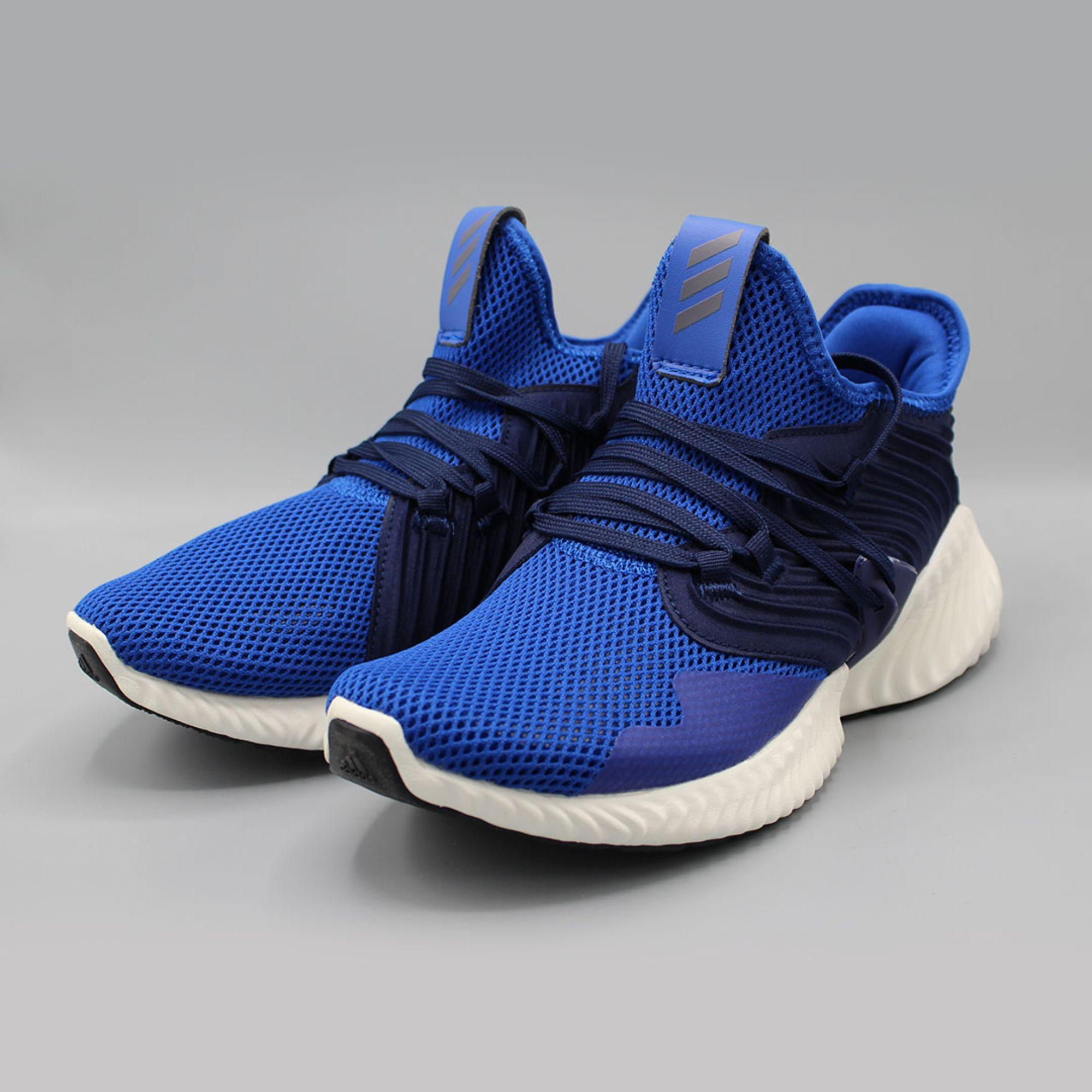 802d708f84 Original New Arrival Adidas Alpha Bounce Instinct Running Shoes For Men
