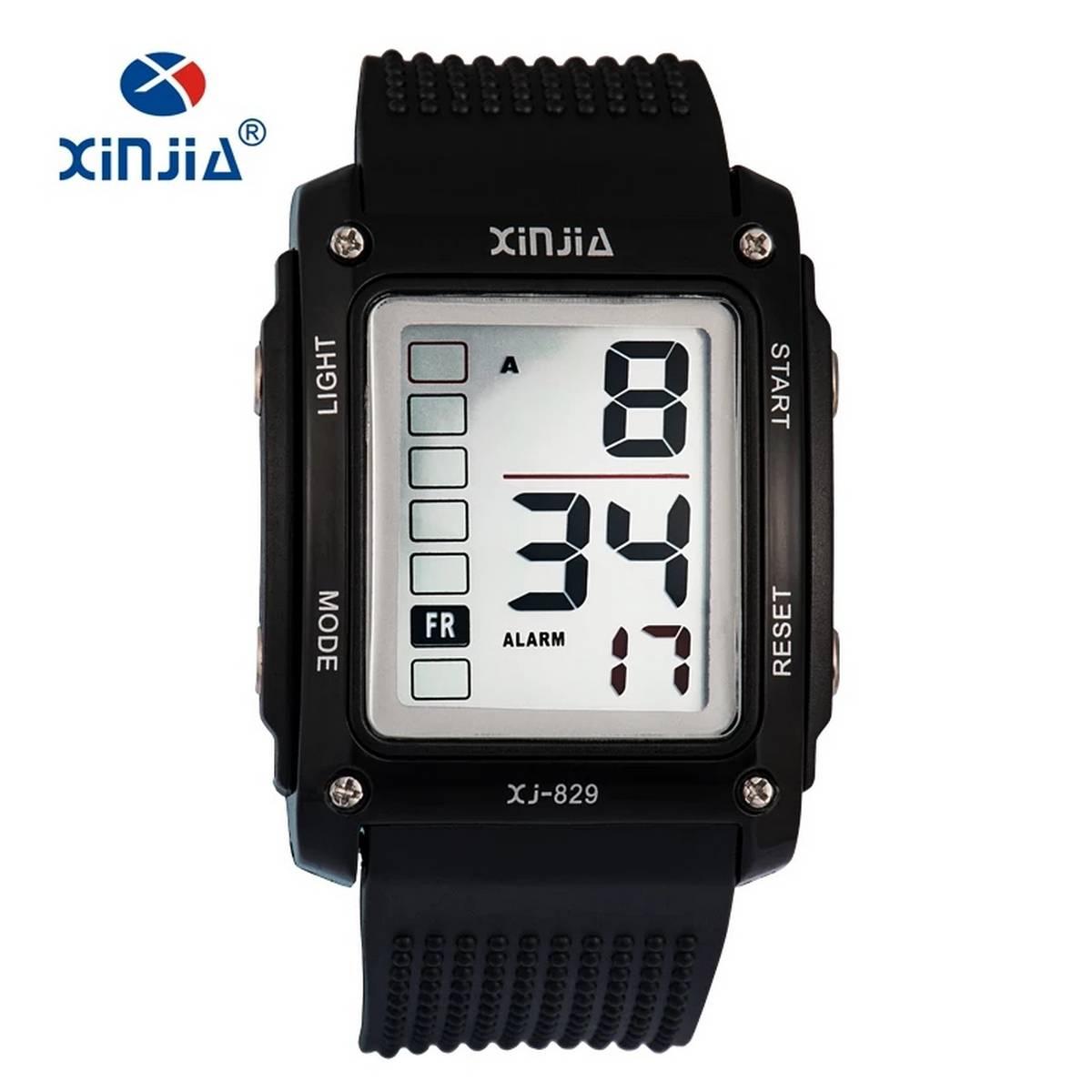 Big Dial Waterproof Digital sports watch for men