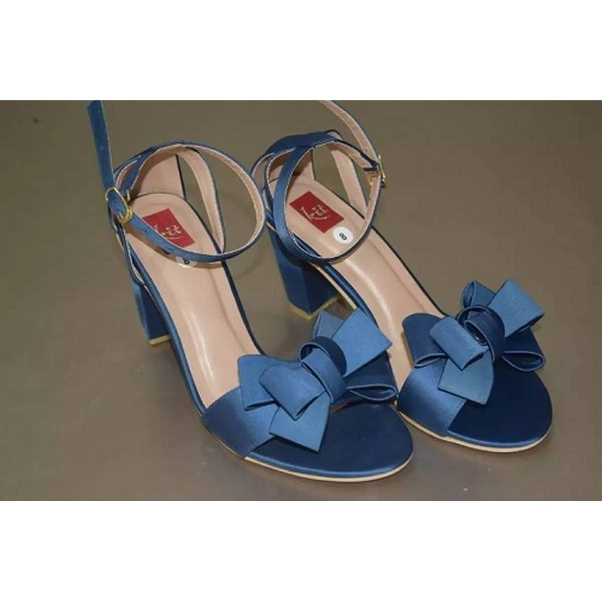 New Arrival Trending Women Butterfly High Heel sandal